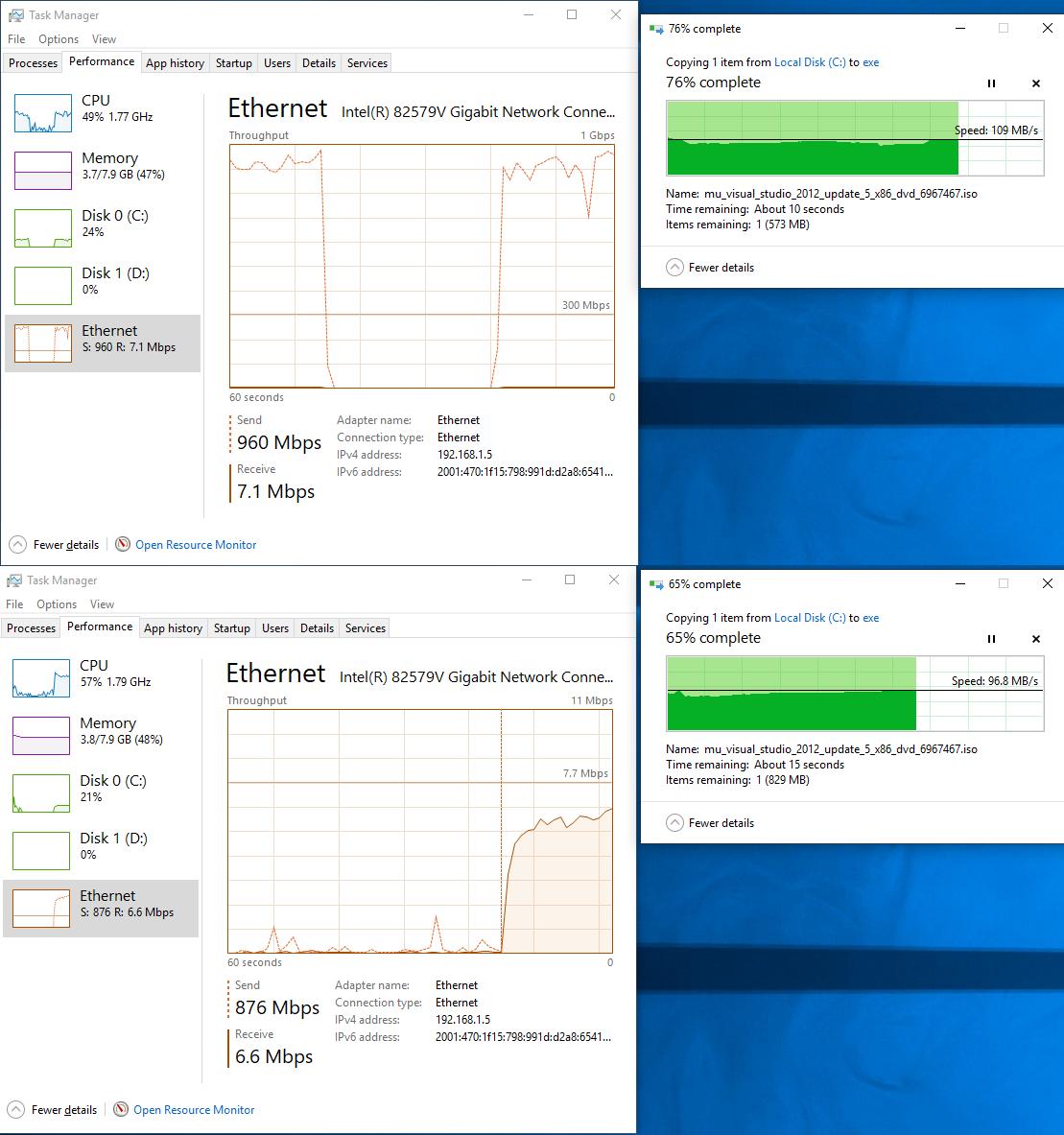 Core i3-3217U Test results